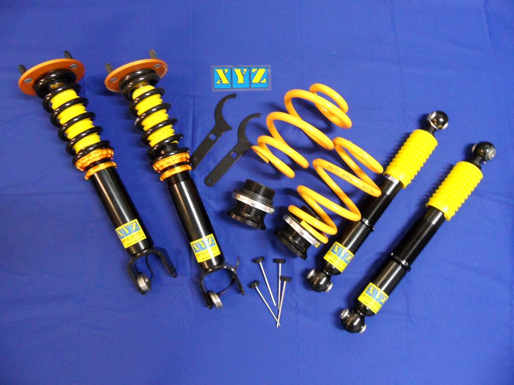 'XYZ' COILOVER KITS
